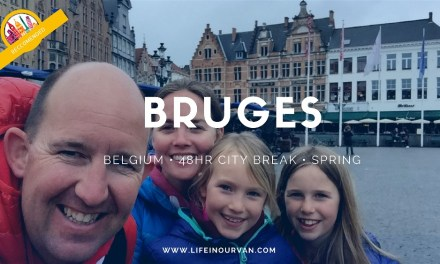 LifeinourVan City Reviews | Bruges | Belgium