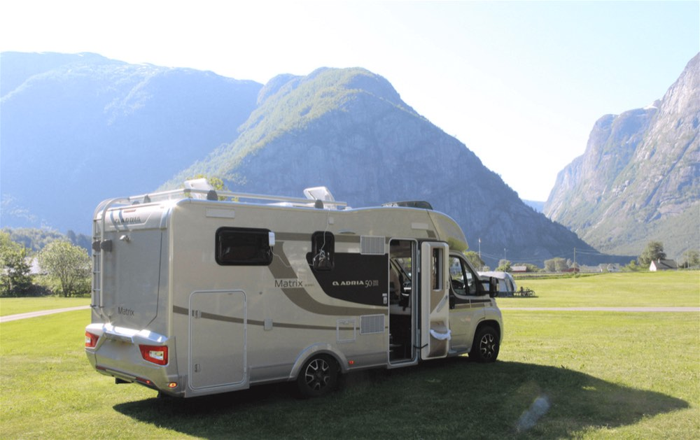 Camping Sæbo in Norway   The Ultimate Frisbee location