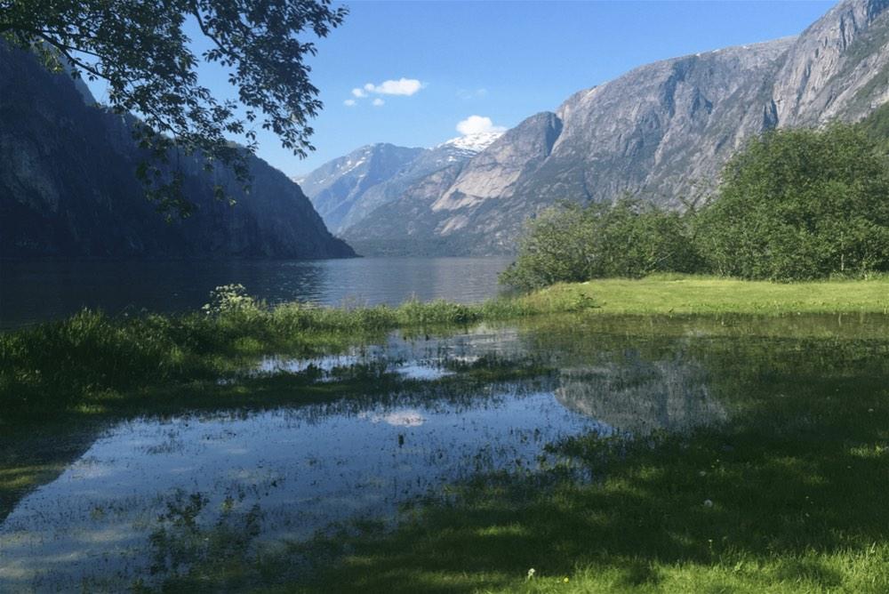 Camping Sæbo Norway4-opt