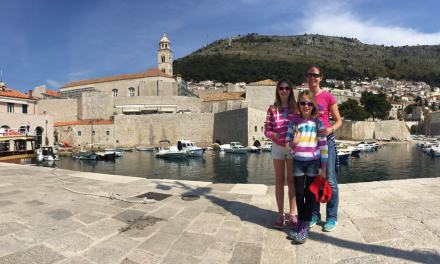 Dubrovnik with Kids: Grabbing a Family Challenge at the Dubrovnik Escape Room