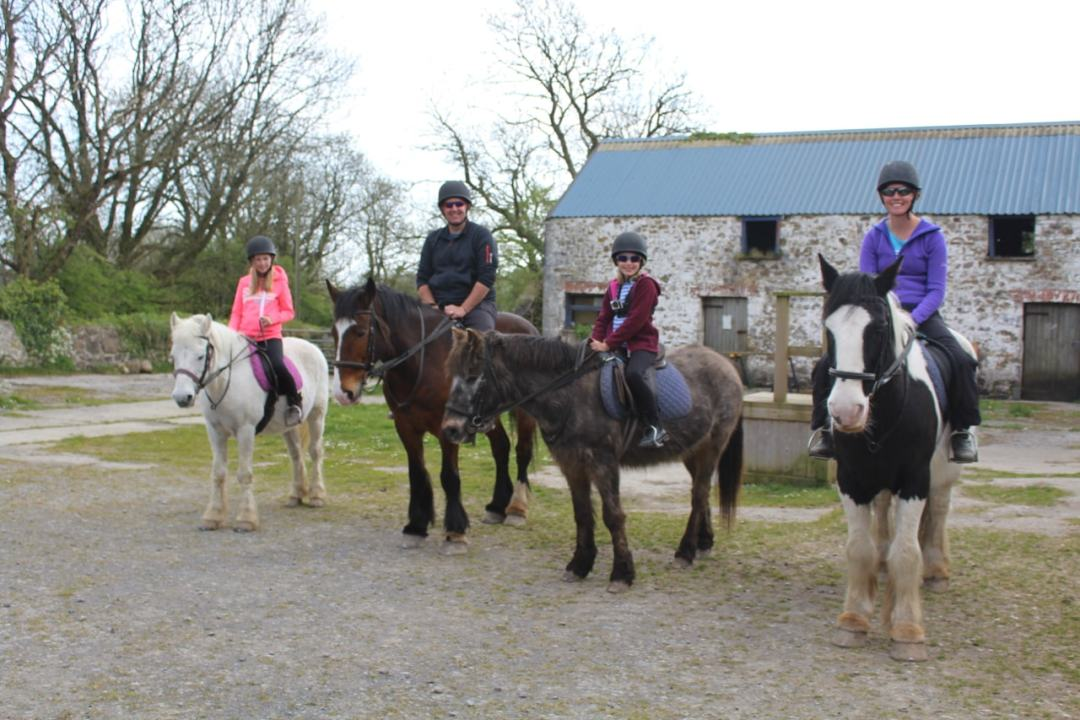 Horse Riding - 6-min