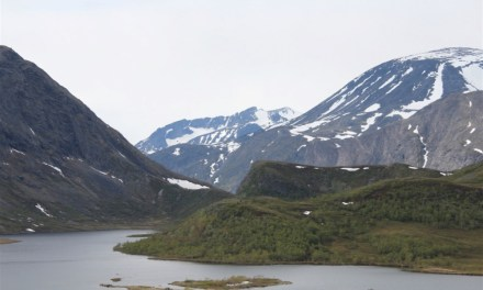 Motorhoming in Norway | Driving across the stunning Jotunheimen National Tourist route