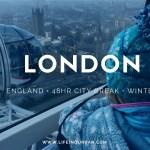 LifeinourVan City Reviews   London   England