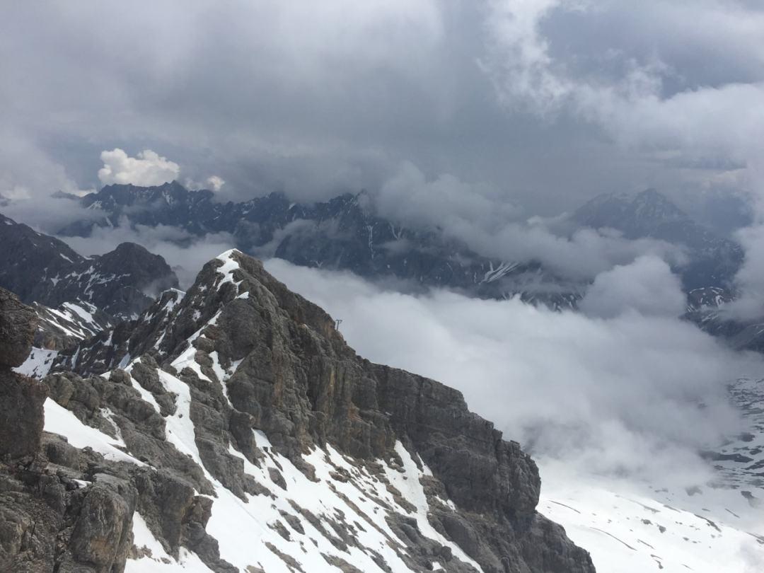 Leg 11 Austria Tiroler Zugspitze - 1 (60)-min