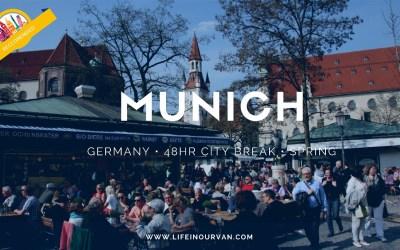 LifeinourVan City Reviews | Munich | Germany