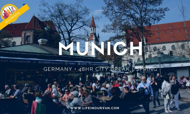 LifeinourVan City Reviews | Munich | Germany