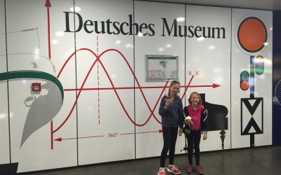 Science, Science, Science – a day to remember at the Deutsche Museum, Munich