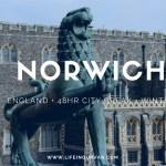 LifeinourVan City Reviews   Norwich   England