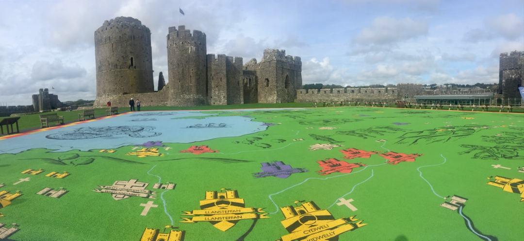 Pembrokeshire Day 5 - Pembroke Castle - 1 (47)-min