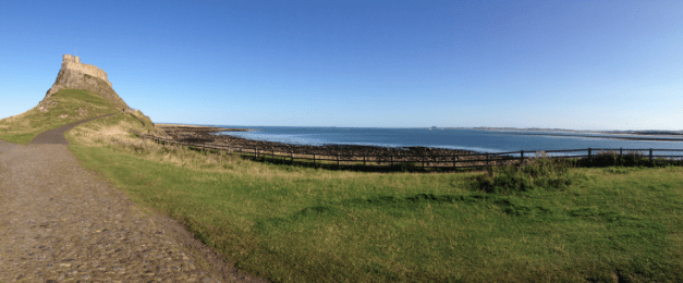 Motorhoming Adventures on the North Yorkshire / Northumberland coastlines