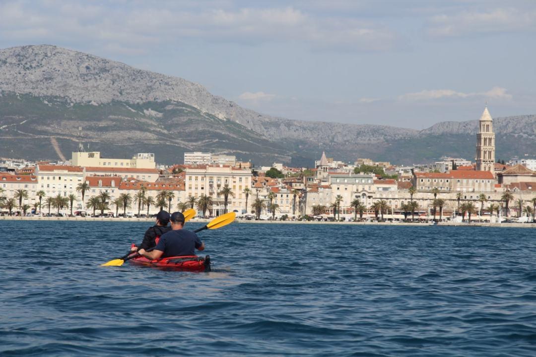 Sea Kayak Split - 137-min