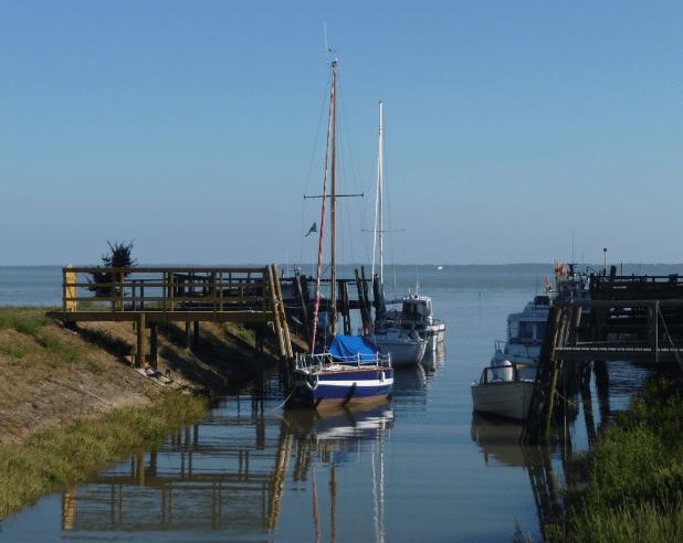 200th Blog Post | Visiting one of France's 'Les Plus Beaux Villages de France' | Talmont sur Gironde