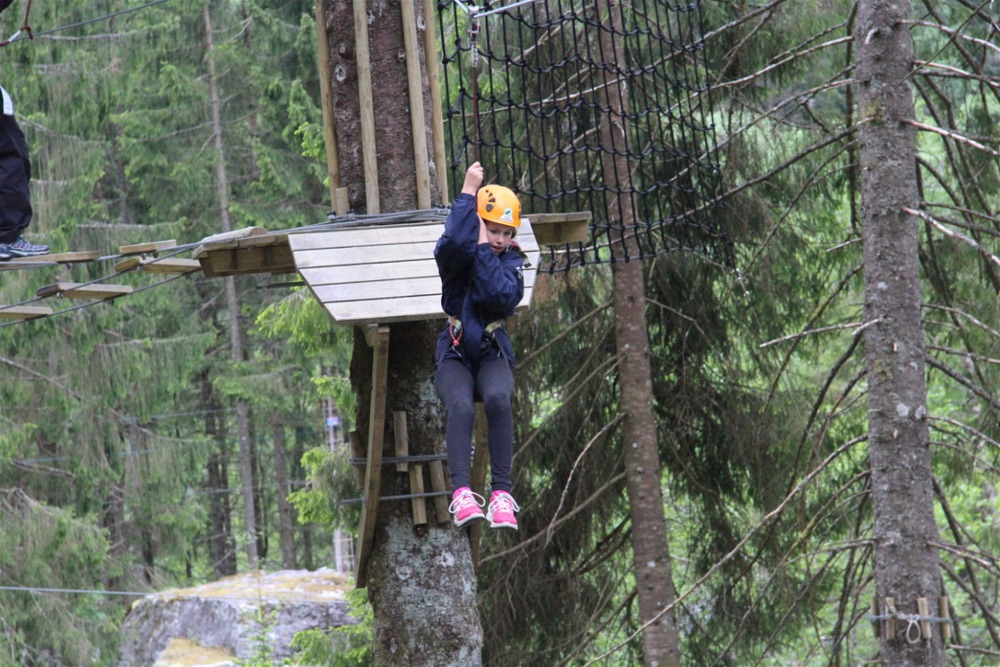 Voss Family High ropes14