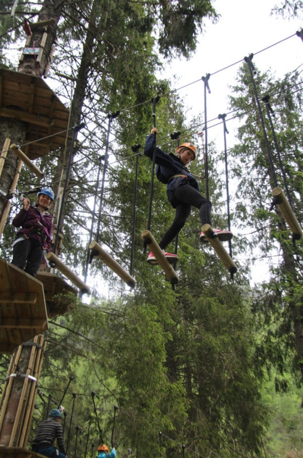 Voss Family High ropes20