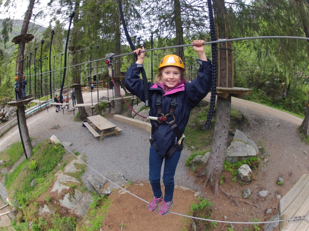 Voss Family High ropes5