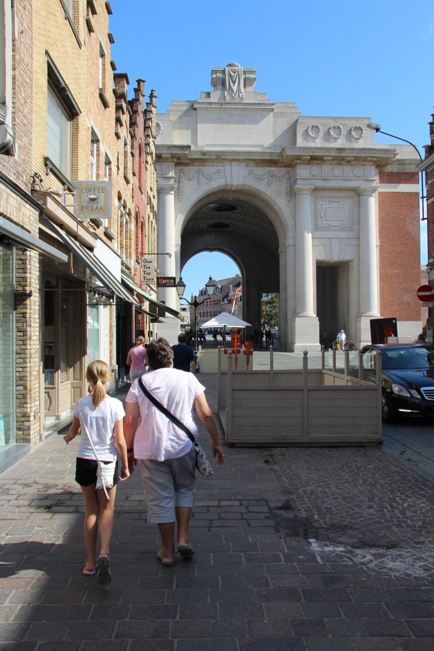 Ypres WW1 Tour6