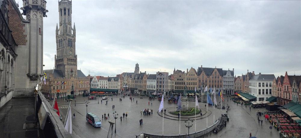 Belgium choccies in Bruges