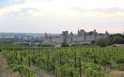 The First of the 2 C's of the South West of France – Carcassonne and the Camargue