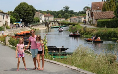 Motorhoming in France | Grabbing a slice of 'Green Venice' at Coulon