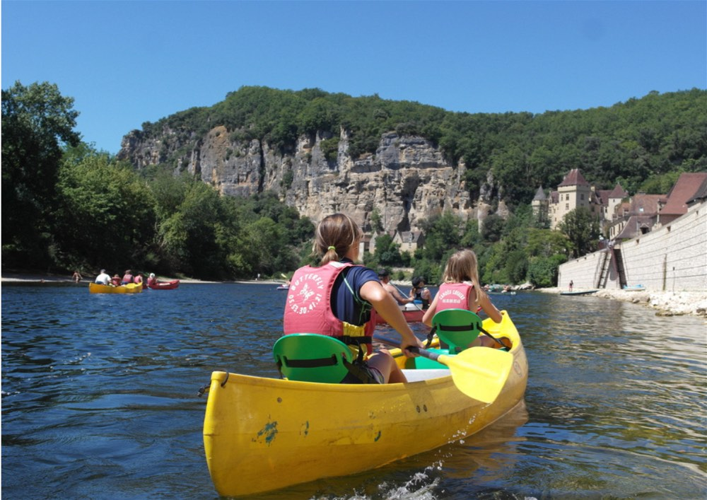 dordogne kayaking 15