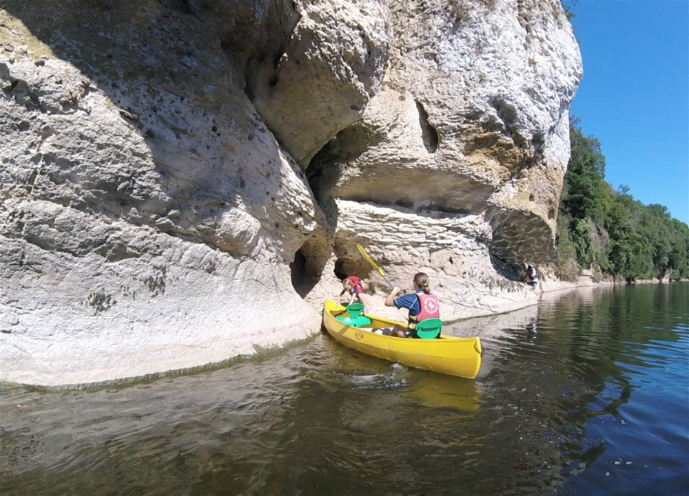 dordogne kayaking 7