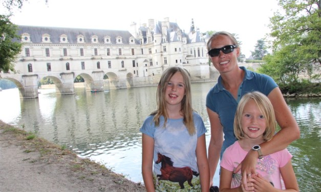 Motorhoming in France |  A brief glimpse at one of the Chateaus of the Loire…