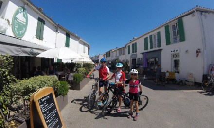 How to spend 48hrs of Family Fun on Ile de Ré in France