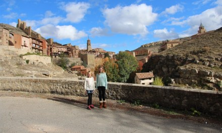 Surely a potential UNESCO site… Albarracín in Aragon