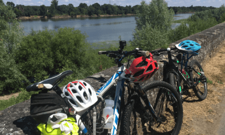 Motorhoming in France | Seeing the Loire Valley by bike!
