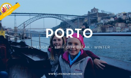 LifeinourVan City Reviews | Porto | Portugal