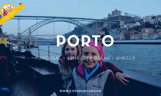 LifeinourVan City Reviews | Porto | Portugal