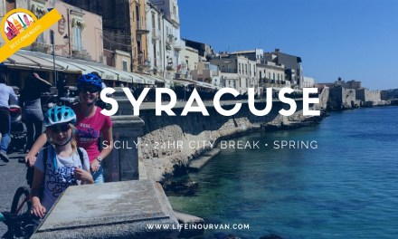 Motorhoming in Sicily | Stunning Syracuse…..