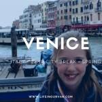 LifeinourVan City Reviews | Venice | Italy