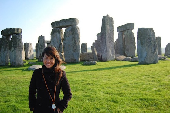 Travel Young Stonehenge