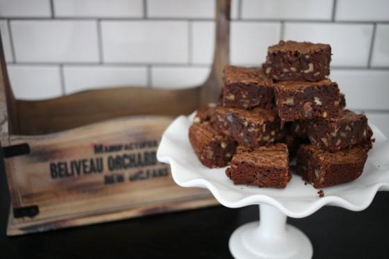 nutella brownies best brownies ever