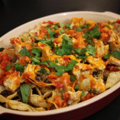 Turkey Nachos – Leftover Heaven