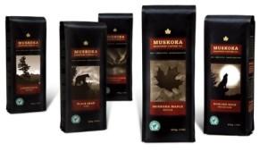 Muskoka Roastery, coffee, Muskoka, local, coffee beans