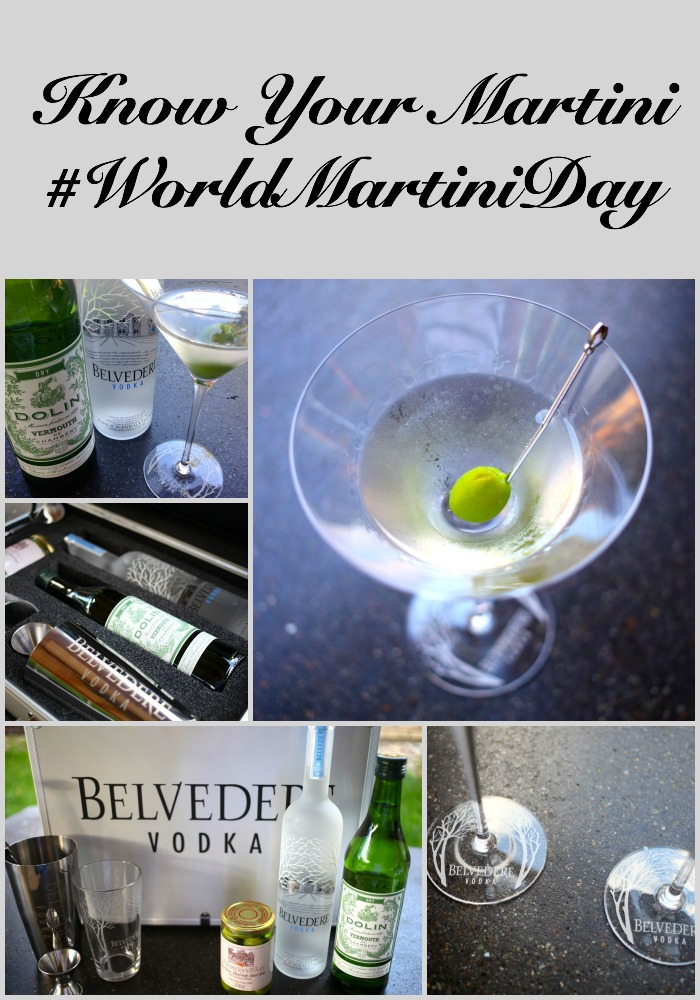 world martini day