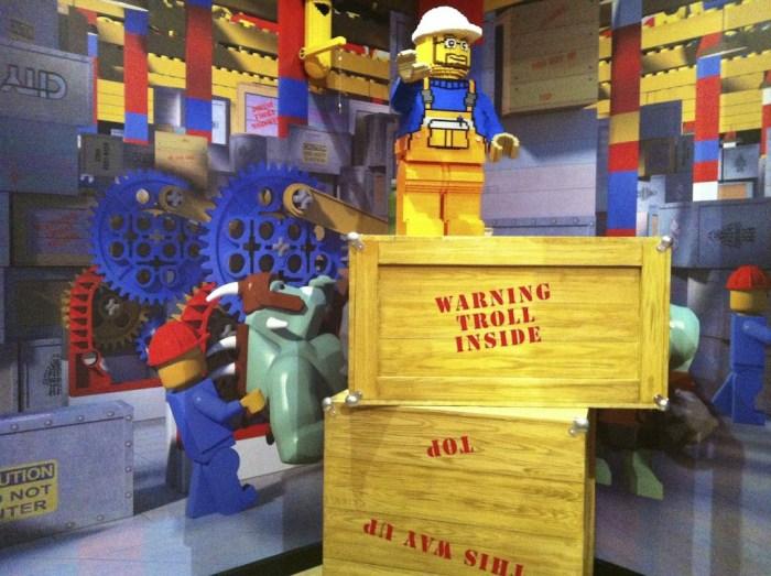 Legoland Discovery Centre, Lego figurine, Lego, Vaughan Mills, Toronto, attraction, visitors, family, fun, children, travel, tourism
