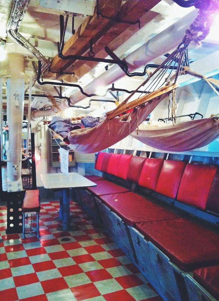 Rafting On The Grand River, HMCS Haida, Grand River, rafting, Barangas On The Beach, military ship, navy ship, WWII, Hamilton Harbour, Hamilton, Lake Ontario, restaurant, Blue Heron Rafting, Brantford