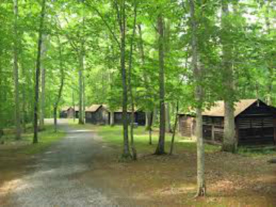 can't afford summer camp, cabins at camp