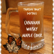 Canadian Whisky recipes