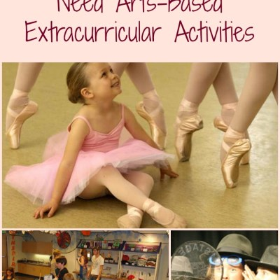 Top 10 Reasons Your Kids Need Arts-Based Extracurricular Activities