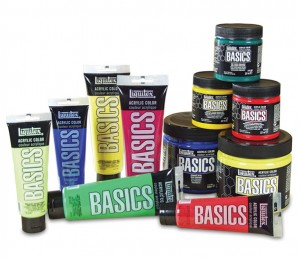 gifts for artists, Acrylic paint