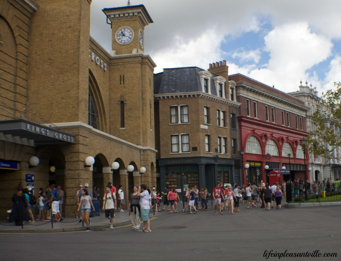 diagon alley universal orlando