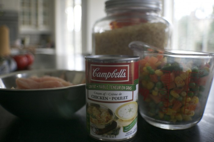 Campbells 20 Minute Chicken And Rice Dinner - Life In -7775