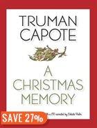 children's Christmas books, A Christmas Memory