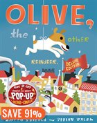 Children's Christmas books, Olive the other reindeer - Copy