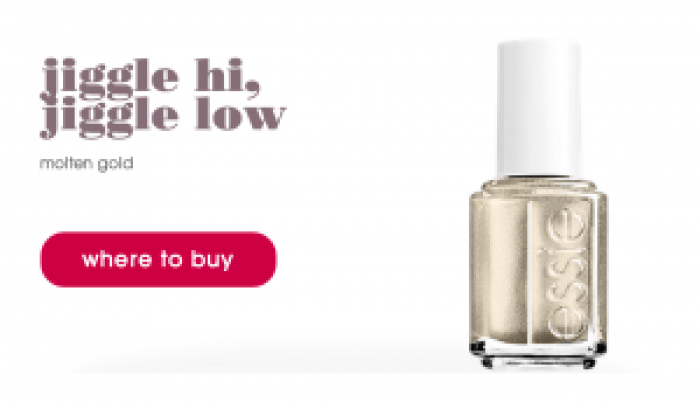 10 Stocking Stuffers For Fashionistas, Essie, nail polish, sparkly, neutral