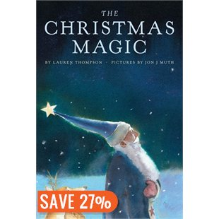 Children's Christmas books, The Christmas Magic